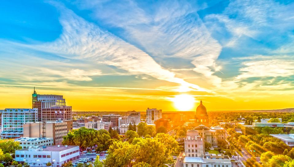 Boise Idaho - Capital Sun