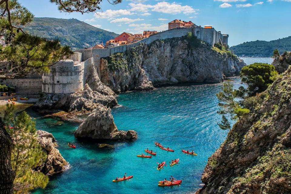 Les recherches de Dubrovnik sur Kayak sont en hausse de 205%
