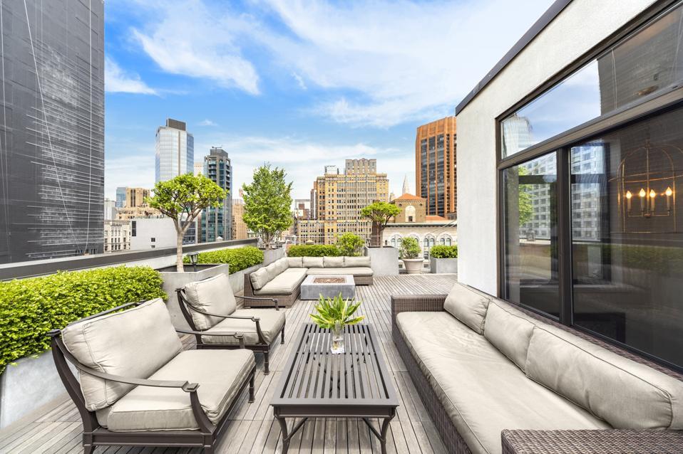 45 East 30th Street manhattan apartment outdoor living space al kahn pokemon franchise