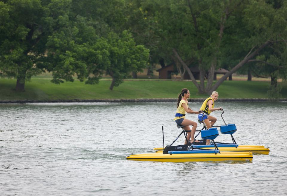 hydro biking