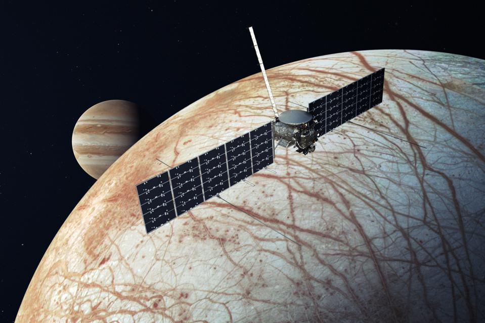 Il programma Europa Clipper della NASA potrebbe essere lanciato già nel 2024.