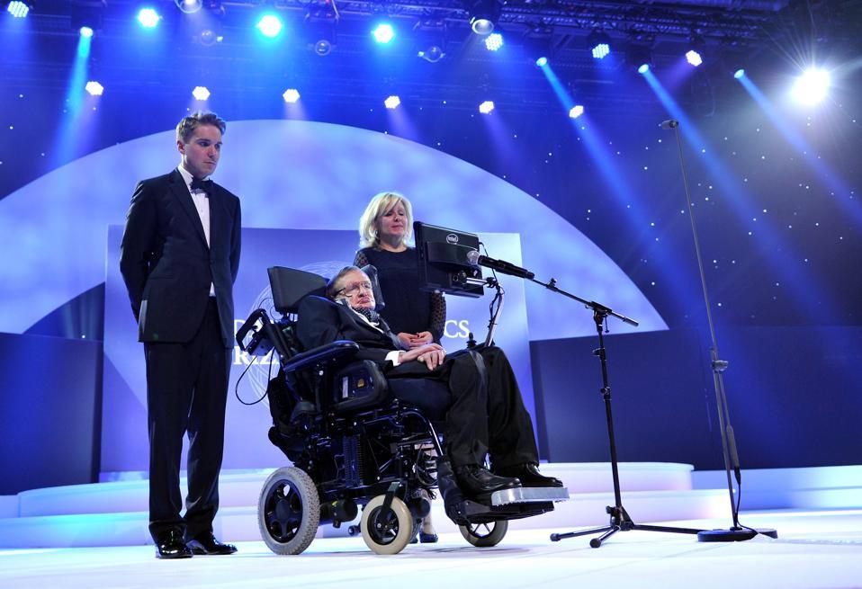 Fundamental Physics Prize Foundation Inaugural Prize Ceremony