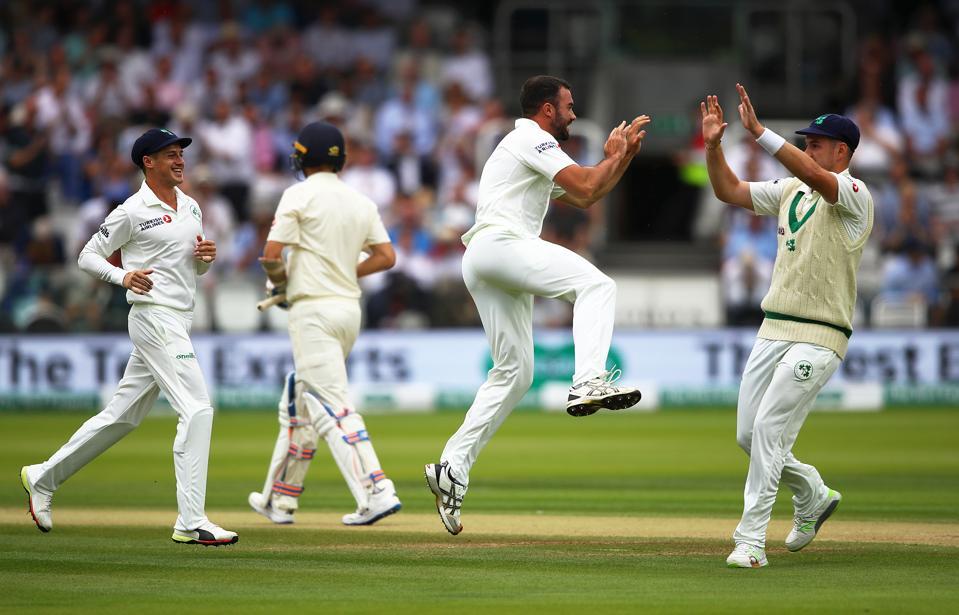 England v Ireland - Specsavers Test Match: Day Three