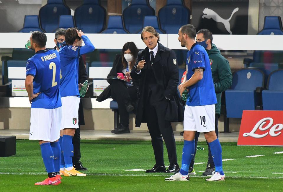 Italy v Netherlands - UEFA Nations League