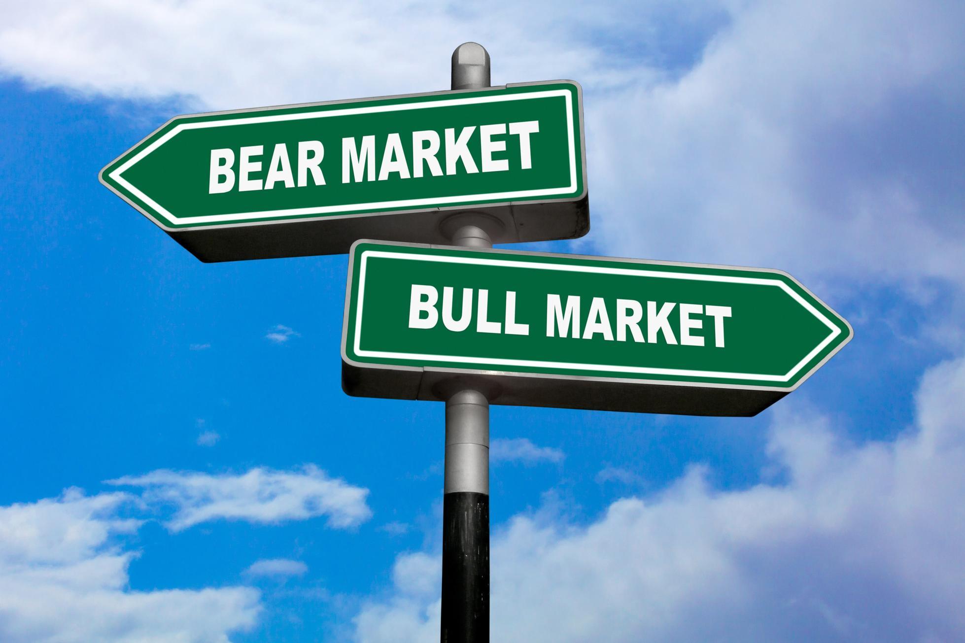 Pasar Beruang vs Pasar Banteng