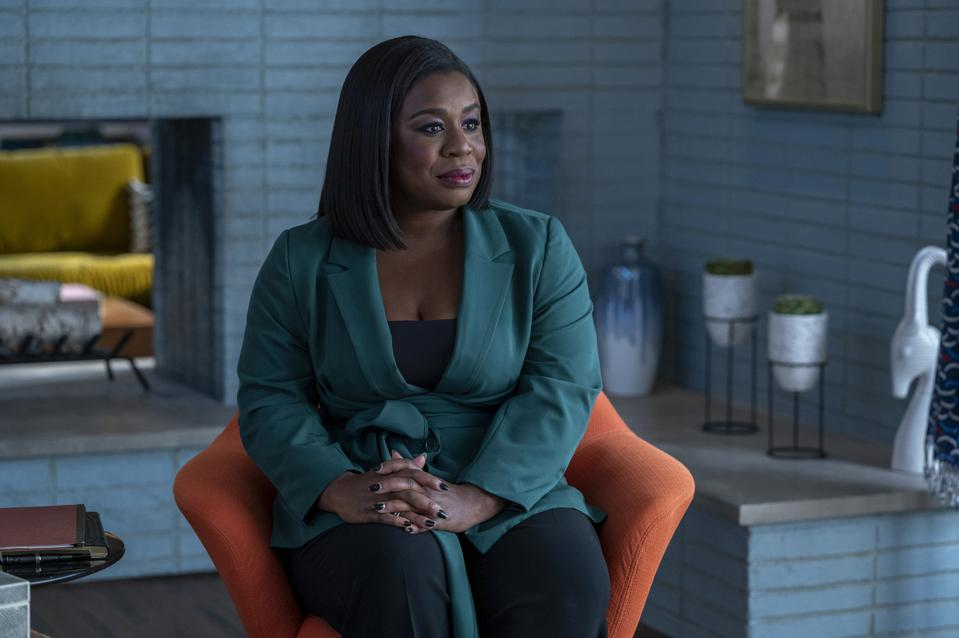 Uzo Adubo stars as Dr. Brooke Taylor in ″In Treatment.″