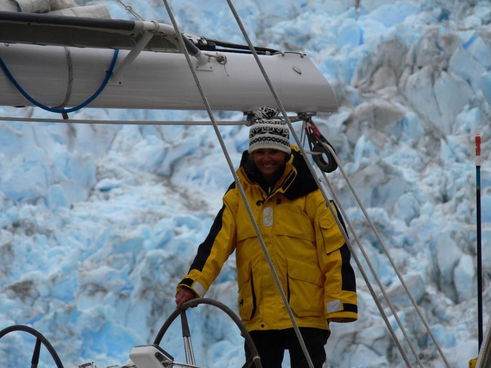 Mariacristina Rapisardi explores the high latitudes aboard Billy Budd.