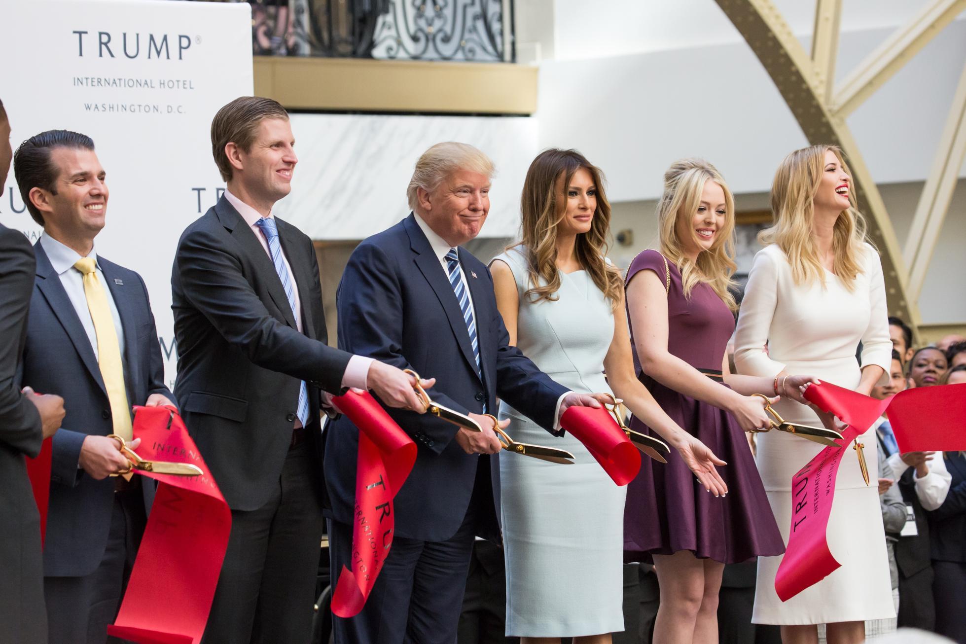 Trump Hotel Washington, D.C. lease