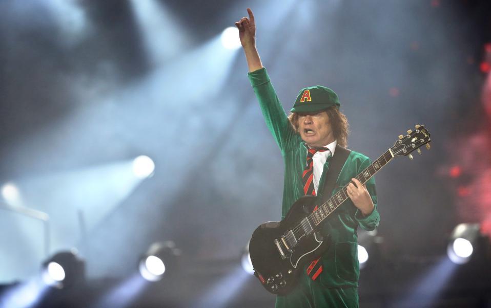AC/DC in Leipzig