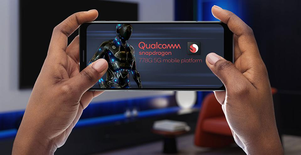 Qualcomm Snapdragon 778G 5G Reference Phone