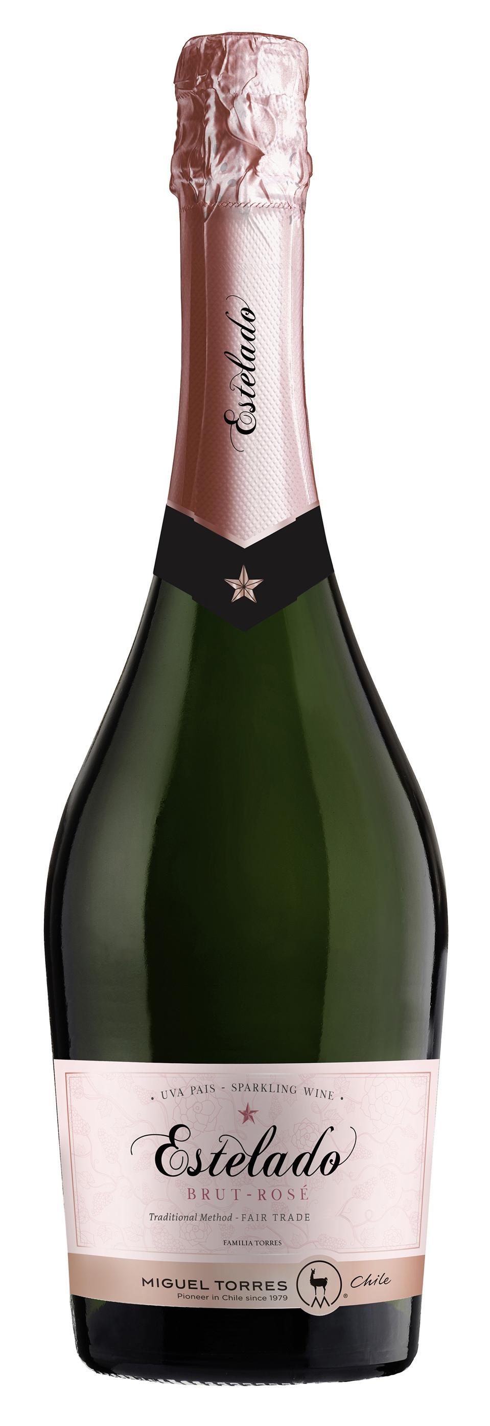 Bottle of Miguel Torres Estélado Brut Rosé