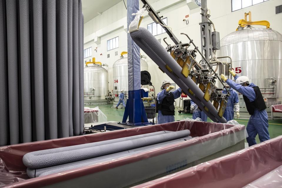 Tour of Daqo New Energy Corp.'s Polysilicon Plant