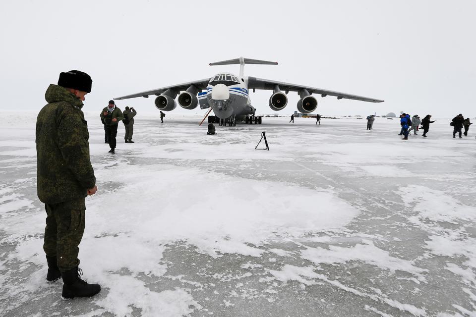 База крайнего севера России