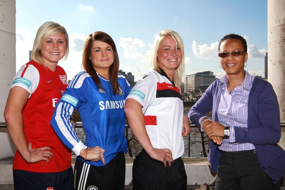 FA WSL Launch