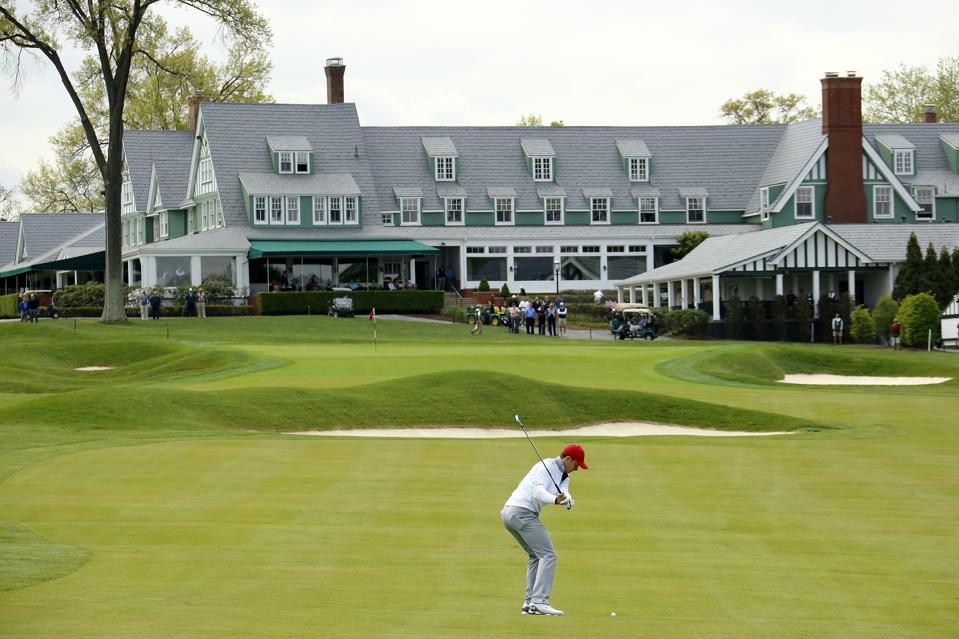 US Open Spieth Golf