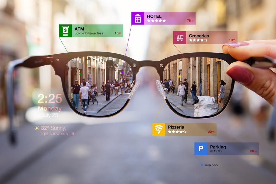 Transforming Retail With Augmented And Virtual Reality, Powered By Artificial Intelligence: The Case Of Eyewear Shopping