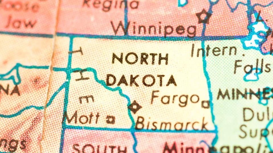 Travel the Globe Series - North Dakota