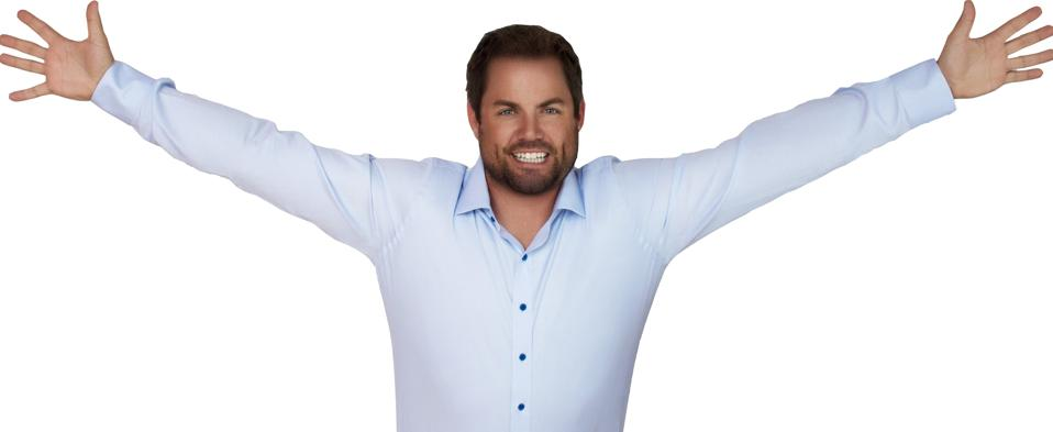 Kris Lindahl, a real estate expert and founder of The Marketing Team.