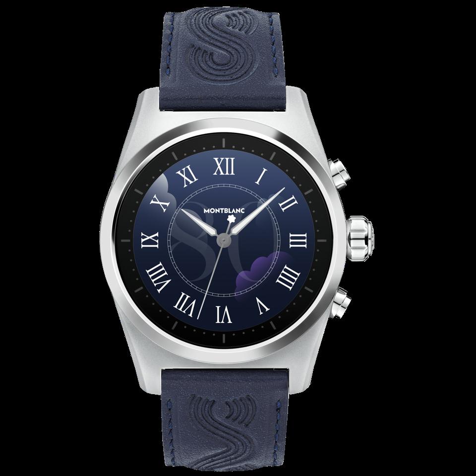Montblanc Summit Lite limited edition smart watch.