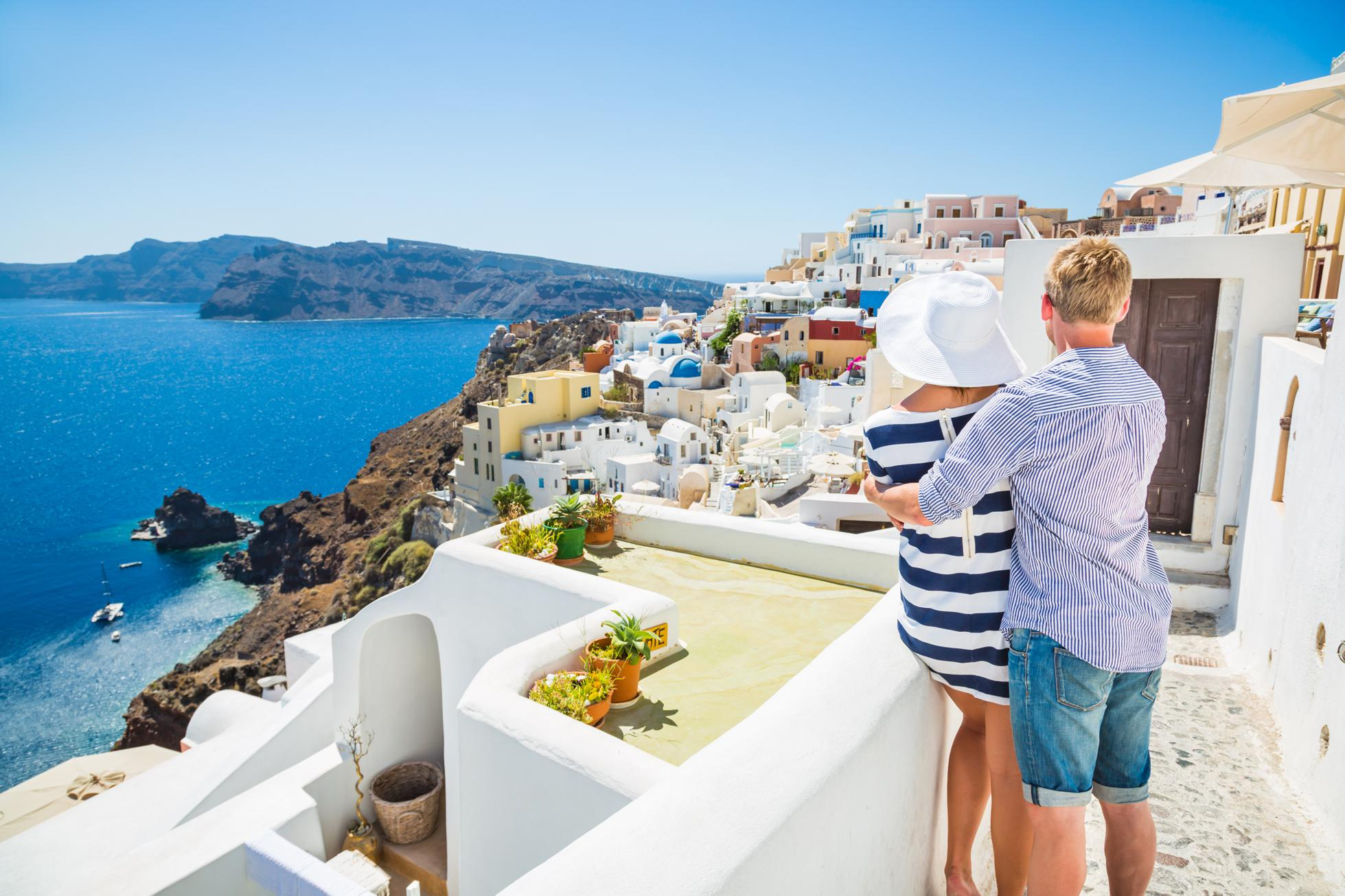 Greece vaccinated Americans
