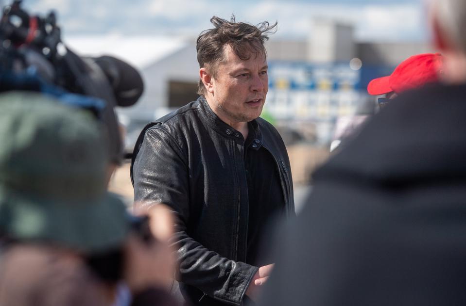 Tesla, Elon Musk, dogecoin, dogecoin price, image