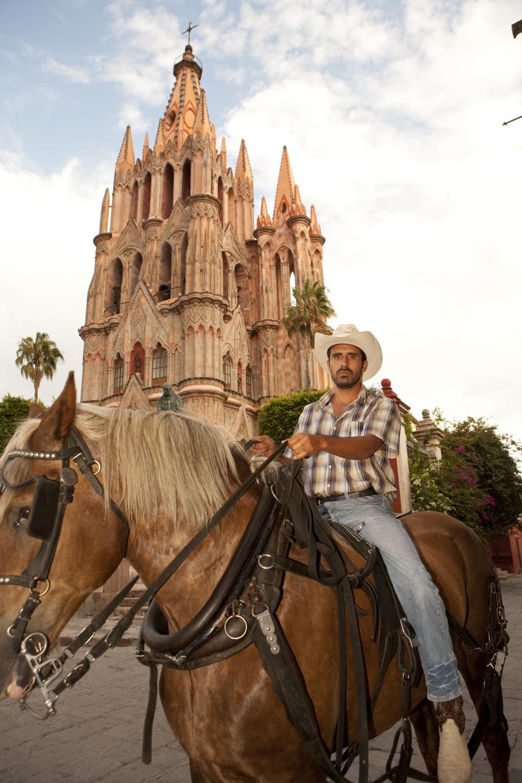 Cowboy of San Miguel de Allende