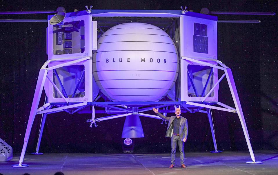 Blue Origin founder Jeff Bezos gives an update on their progress and share their vision of going to space to benefit Earth.  - 960x0 - As Interest In Space Tourism Booms, New Research Shows What May Happen To The Body In Space