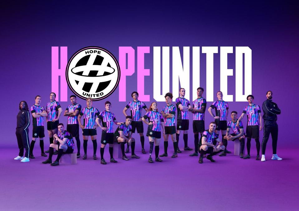 The Hope United Squad aiming to tackle social media abuse and online hate