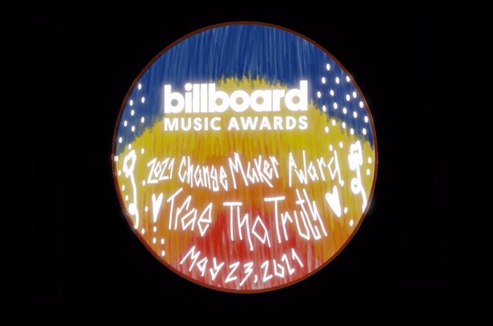Billbaord award NFT