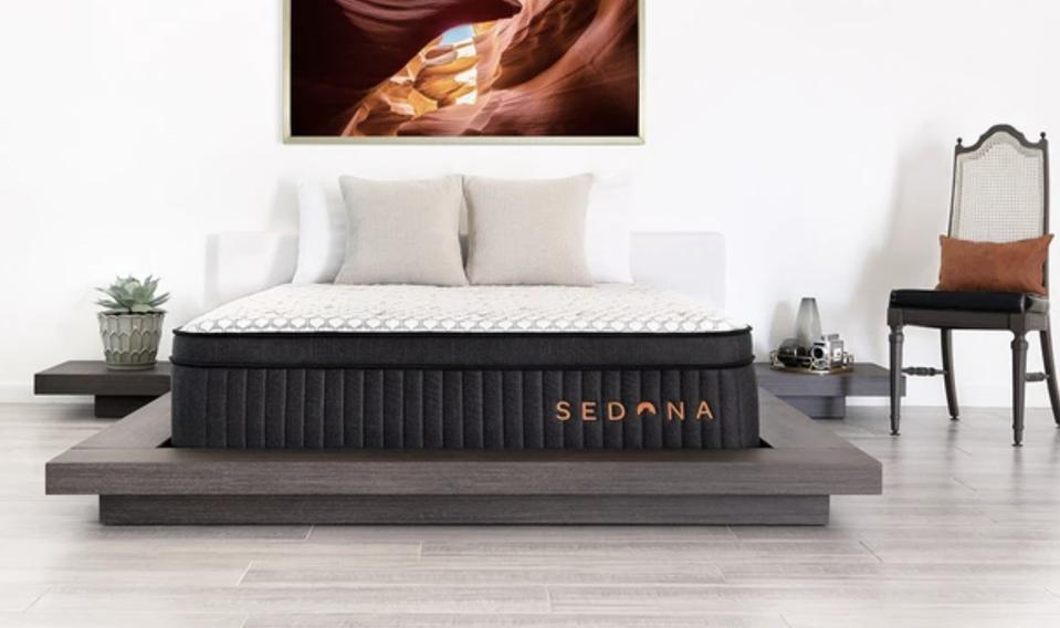 Memorial day mattress sales: Brooklyn Sedona Hybrid