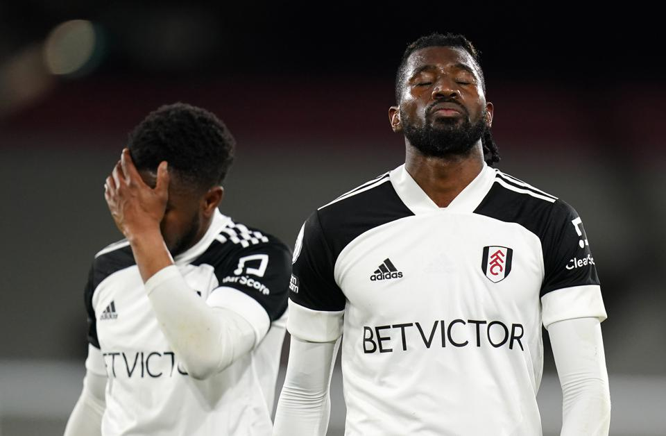 Fulham v Burnley - Premier League - Craven Cottage