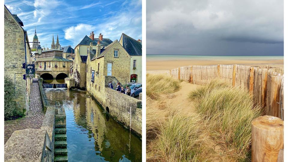 Bayeux, Lower Normandy and D-Day Beaches, Lower Normandy, France.