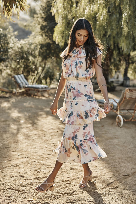 JCPenney's new Ryegrass brand has a feminine sensibility.