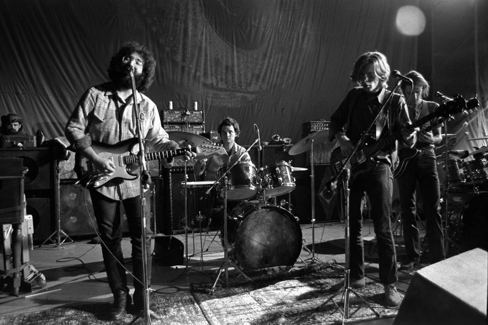 The Grateful Dead At the Family Dog