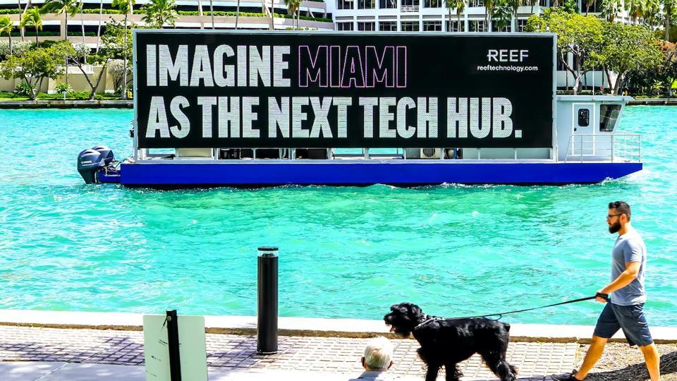 Miami tech Silicon Valley Austin innovation