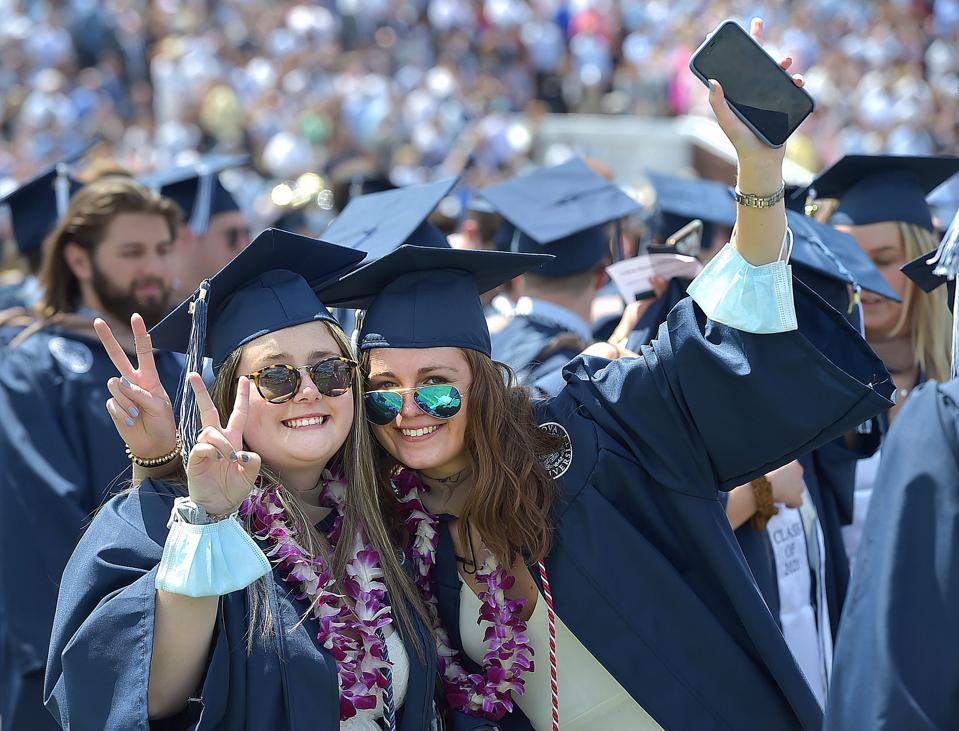 Villanova University Commencement May 14, 2021