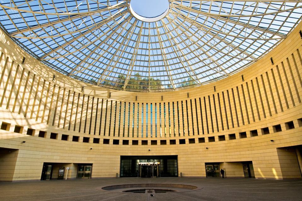 Il Museo d'Arte Moderna e Contemporanea di Trento e Rovereto (Mart).