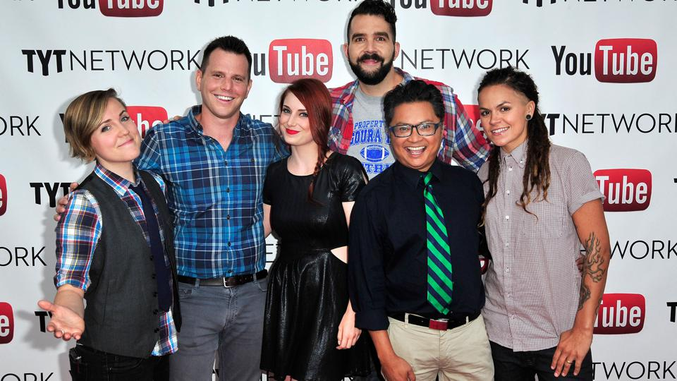 YouTube And TYT Network With The Rubin Report Present The 1st Annual YouTube PRIDE Party Hosted By Dave Rubin