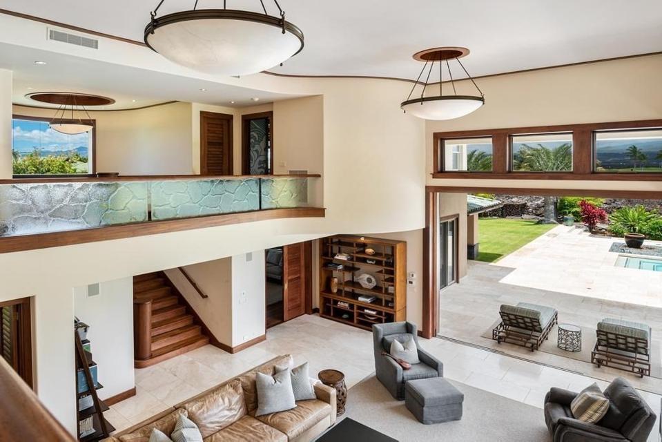 two-story living room house 68-1051 Honokaope Place - Big Island, Hawaii Kamuela, HI