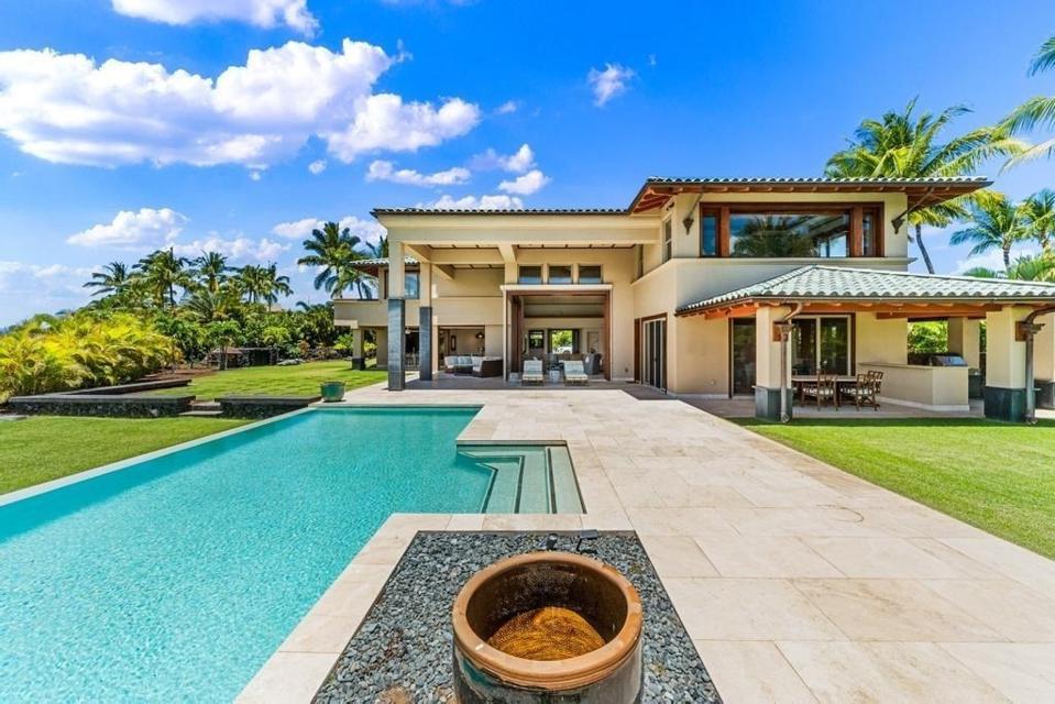 contemporary house at 68-1051 Honokaope Place - Big Island, Hawaii Kamuela, HI