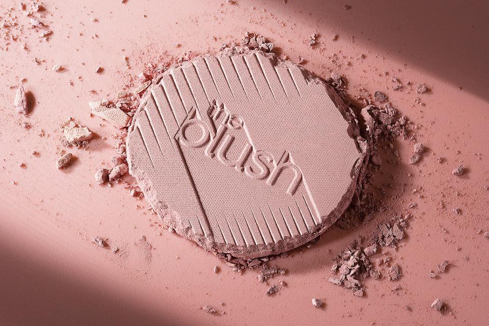the blush cosmetics