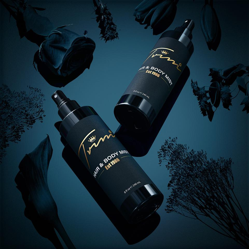bottles luxury product