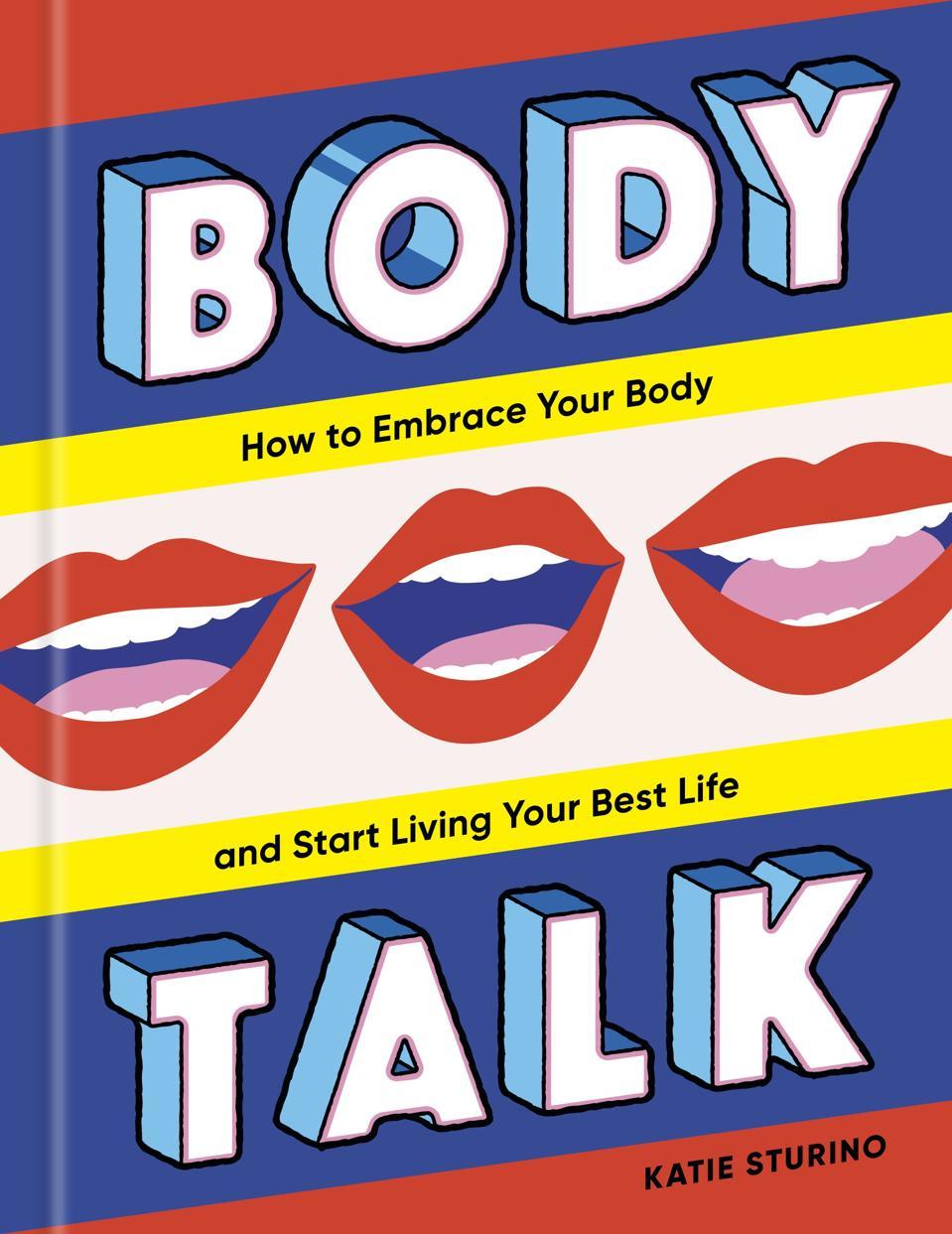 Body Talk book cover