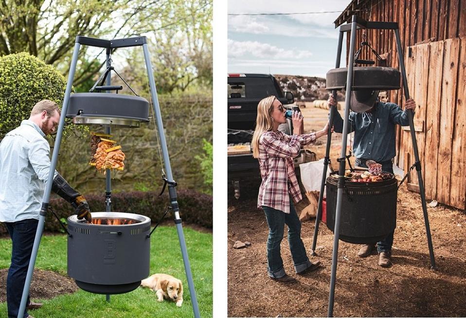 Burch Barrel grill