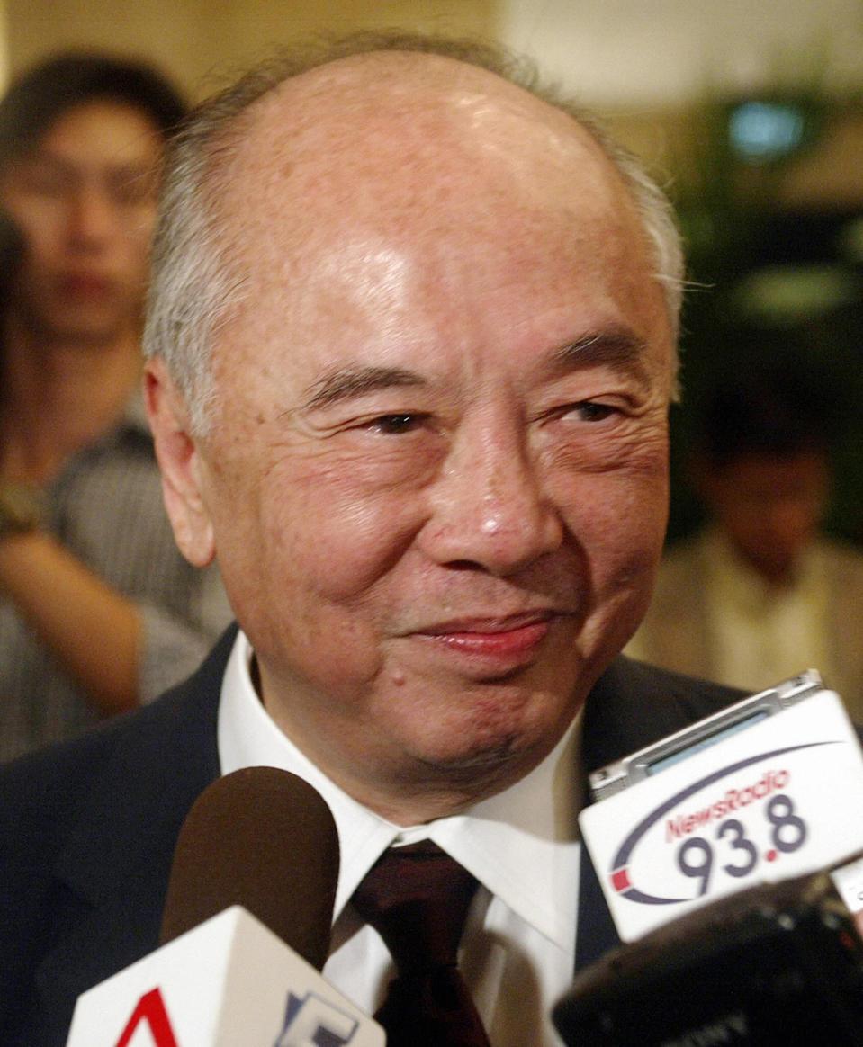 Wee Cho Yaw, chairman of United Overseas
