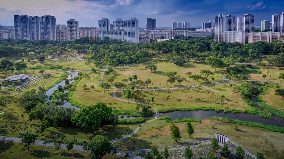 Bishan-Ang Mo Kio Park, Bishan, Singapore