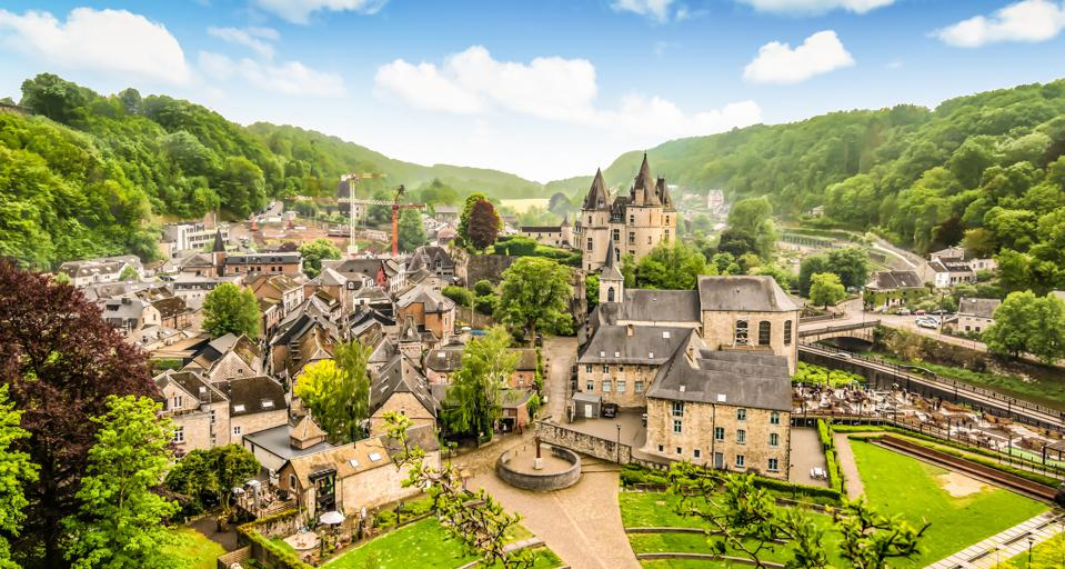 Durbuy in Belgium–the smallest city in the world