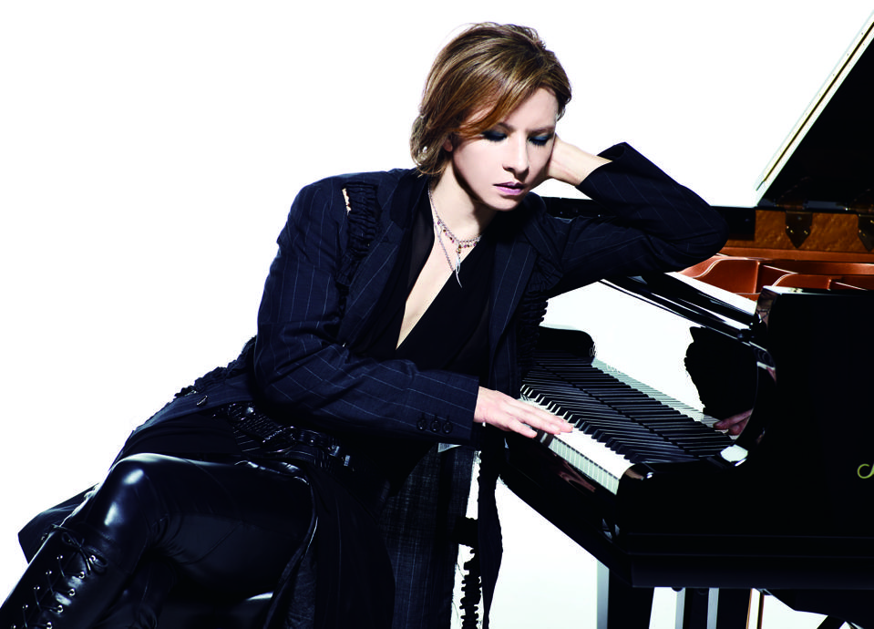 Yoshiki, leader of the group X Japan, has been playing piano since age 4.