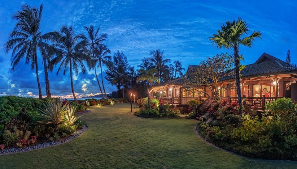 Anini Beachfront Estate, North Shore Kauai 3630 Anini Road