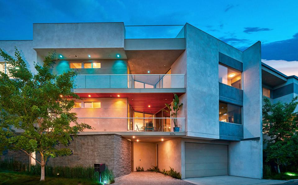 3274 N Knoll Dr donald wexler hollywood hills contemporary architecture